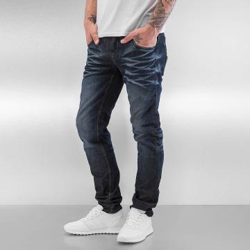 SHINE Original Jean coupe droite Michael bleu
