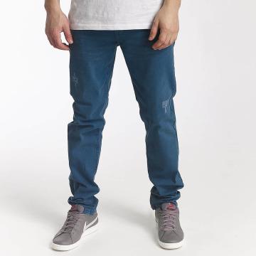 SHINE Original Jean coupe droite Wyatt bleu