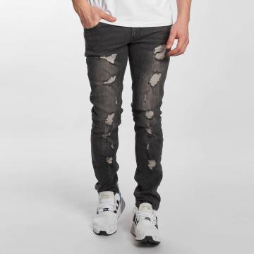 SHINE Original Jean skinny Woody gris