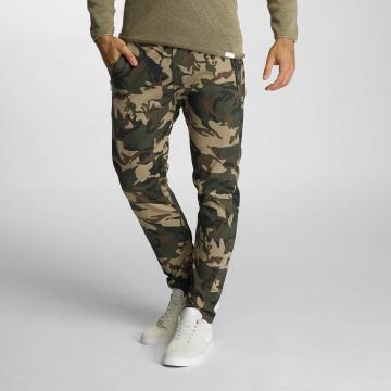 SHINE Original Pantalon chino Russel Drop camouflage