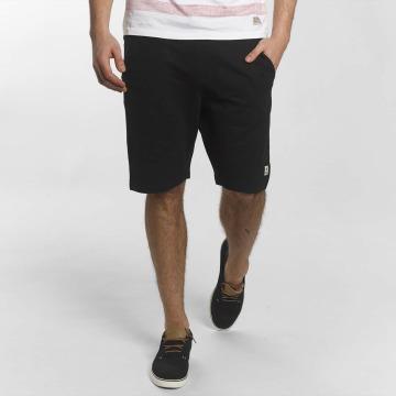 SHINE Original Pantalón cortos Jersey Drawstring negro