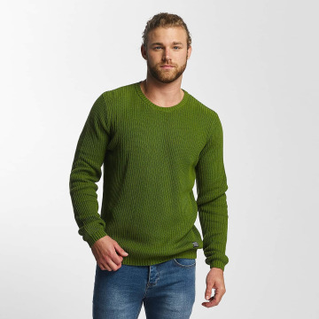 SHINE Original Pullover O-Neck Knit green