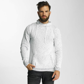 SHINE Original Pullover Wade Cross weiß