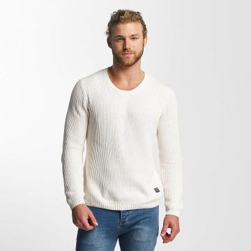 SHINE Original Pulóvre O-Neck Knit biela
