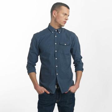 SHINE Original Skjorta Cotton Mélange Otto Line blå