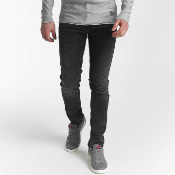 SHINE Original Slim Fit Jeans Woody grijs