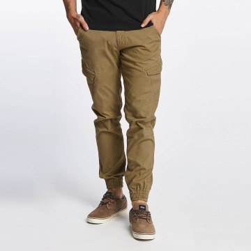 SHINE Original Spodnie Chino/Cargo Slim bezowy
