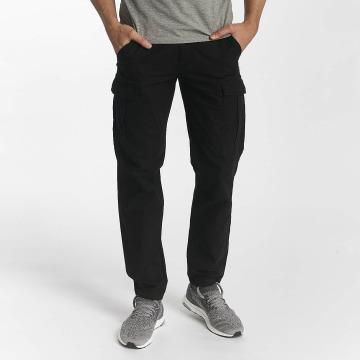 SHINE Original Spodnie Chino/Cargo Worker czarny