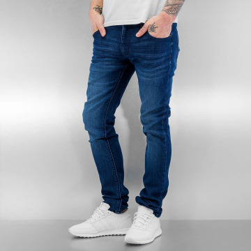 SHINE Original Straight fit jeans Tapered blauw