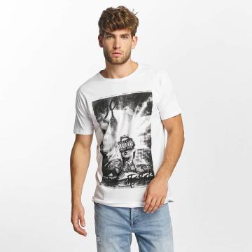 SHINE Original T-paidat Kleth Photo Print valkoinen