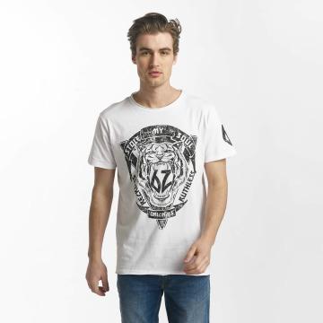 SHINE Original T-shirt Rock 'n Roll bianco