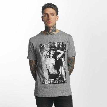 SHINE Original T-Shirt Print gris