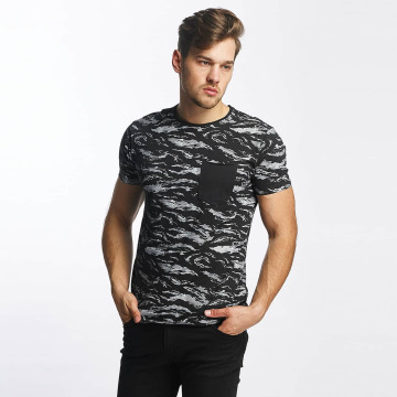 SHINE Original T-Shirt All Over Print noir