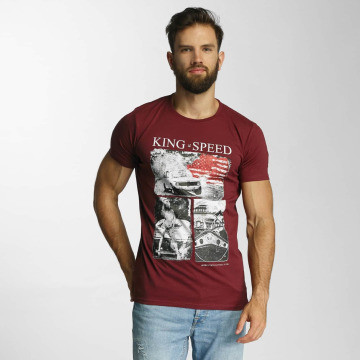 SHINE Original t-shirt Salvatore Photo Printed rood