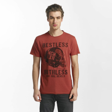 SHINE Original T-Shirt Bradley Ruthless & Reckless rouge