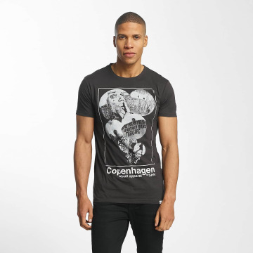 SHINE Original T-shirt Barret Photo Print svart