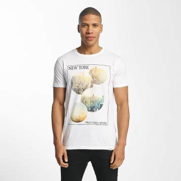 SHINE Original T-Shirty Barret Photo Print bialy