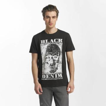 SHINE Original T-skjorter Original Collin svart