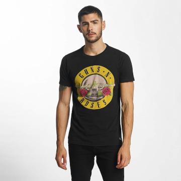 SHINE Original T-skjorter Guns N' Roses svart