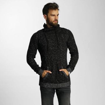 SHINE Original trui Wade Cross zwart