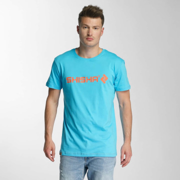 Shisha  t-shirt Jor blauw