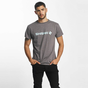 Shisha  t-shirt Jor grijs