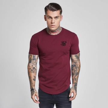 Sik Silk T-Shirt Gym rot
