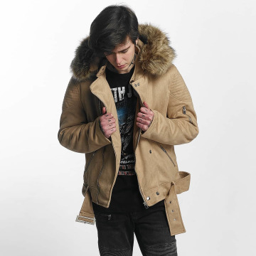 Sixth June Зимняя куртка Puffa Perfecto бежевый