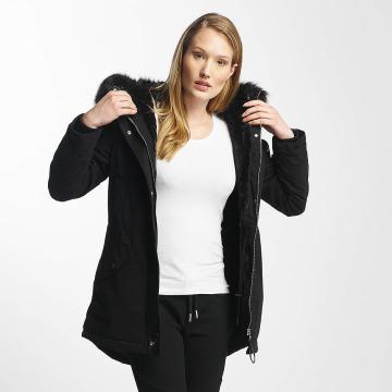Sixth June Зимняя куртка Oversize черный