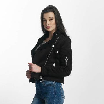Sixth June Зимняя куртка Perfecto черный