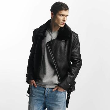 Sixth June Кожаная куртка Perfecto черный