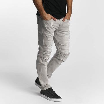 Sixth June Облегающие джинсы Skinny Destroyed серый
