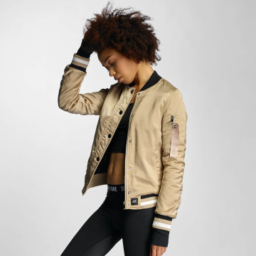 Sixth June Bomber jacket Paris 75 beige