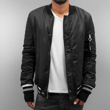 Sixth June Bomber jacket Varsity black