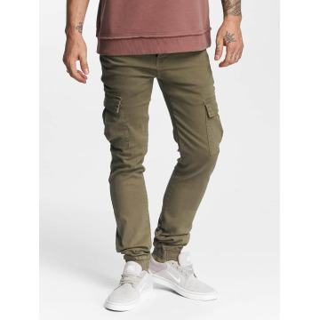 Sixth June Cargo pants Cargo Denim olive