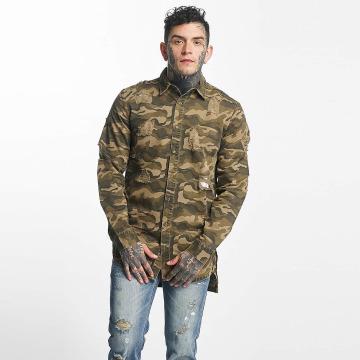 Sixth June Chemise Oversize camouflage