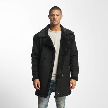 Sixth June Coats Classic Oversize Shearling black