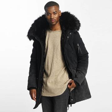 Sixth June Coats Ultra Oversize black