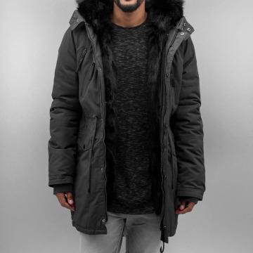 Sixth June Coats Fur gray
