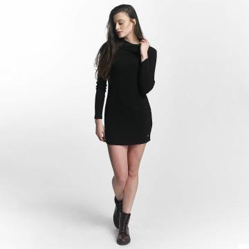 Sixth June Dress Knit Winter black