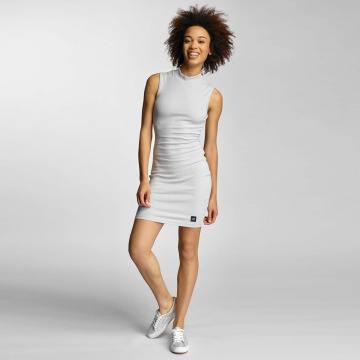 Sixth June Dress Ripped gray