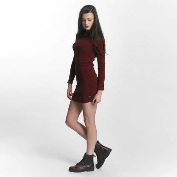 Sixth June Dress Knit Winter red