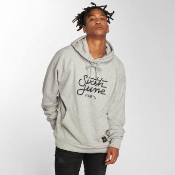 Sixth June Hoodie Classic Oversize gray