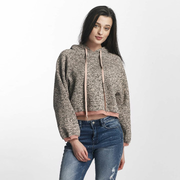 Sixth June Hoodie Knit Soft ros