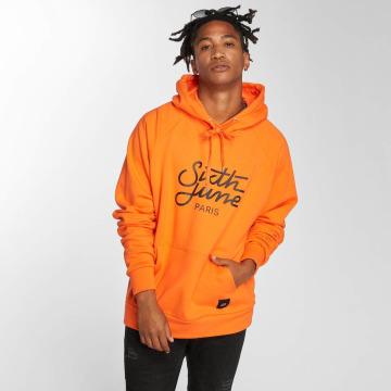 Sixth June Hupparit Classic Oversize oranssi
