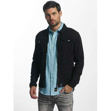 Sixth June Lightweight Jacket Regular Pocket Demin black