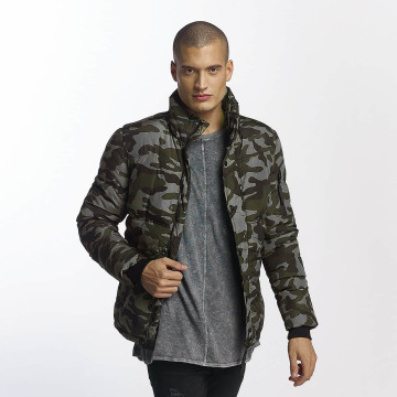 Sixth June Lightweight Jacket Classic Fit Down camouflage