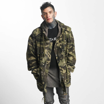 Sixth June Manteau Light Parka camouflage