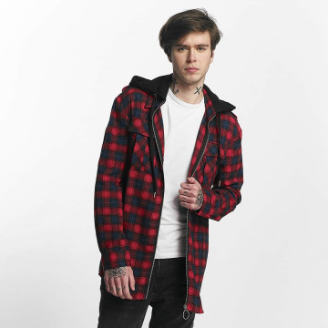 Sixth June overhemd Classic Flannel rood