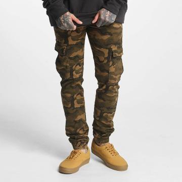 Sixth June Pantalon cargo Denim Cargo camouflage